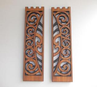 Two Wall Panels  $499