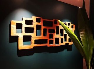 Blocks Wall Art