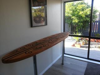 Surfboard by Pete Collins