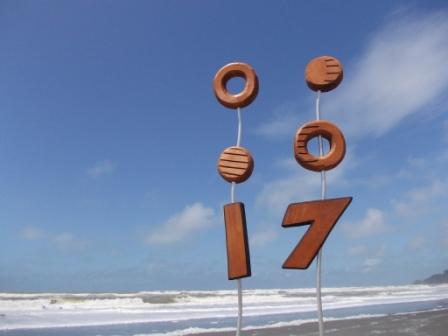 House Numbers 'Circles'  $129