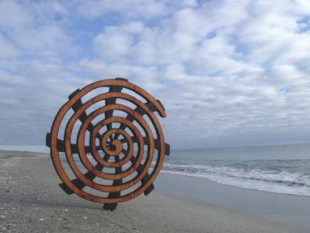 Catherine Wheel- large  $299