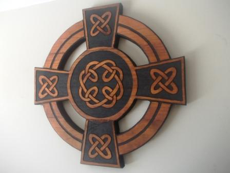 Celtic Cross Wall Art  $299