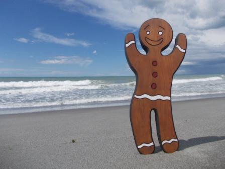 Gingerbread Man- Small $79