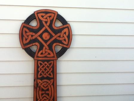 Cornish Celtic Cross  $499