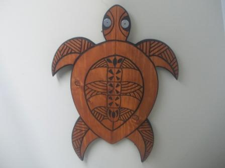 Turtle Wall Art  $199