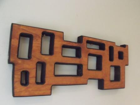 Small Blocks Wall Art   $179